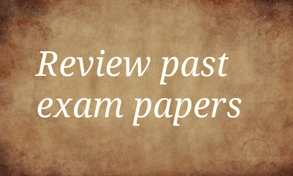 prepare exam