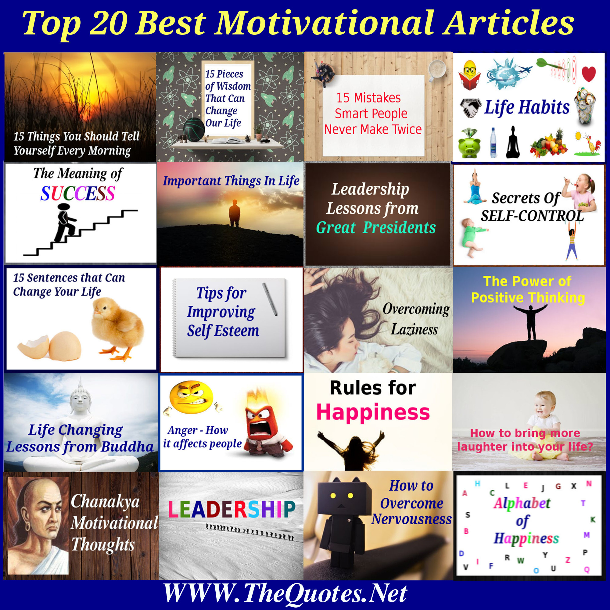 motivational articles