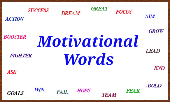 Motivational Words For Life TheQuotesNet Delectable Motivational Words